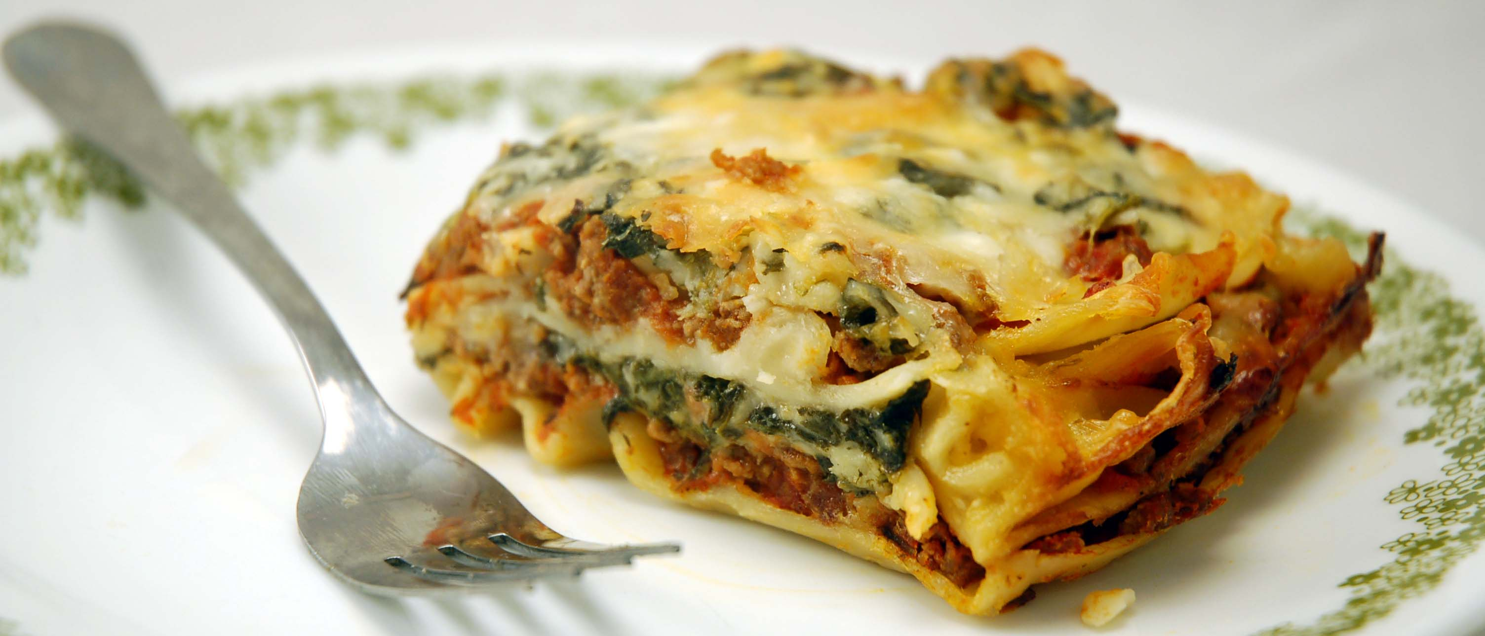 lasagna spinach and roasted red pepper lasagna ultra creamy spinach ...