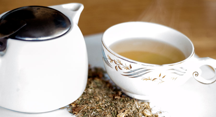 Crafting Teas: Blending Herbs and Cheering up the Holidays