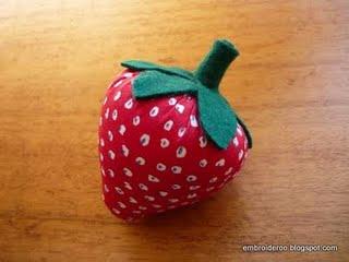 strawberrypincushion